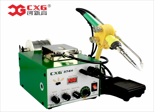374H Automatic tin supply free-lead soldering station 120W