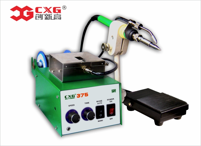 375 ESD MULTI-FUNCTIONAL TIN CUTTING SYSTEM